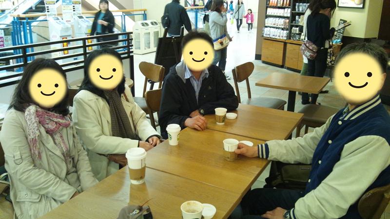5月17日 平岡梅林公園花見オフ会