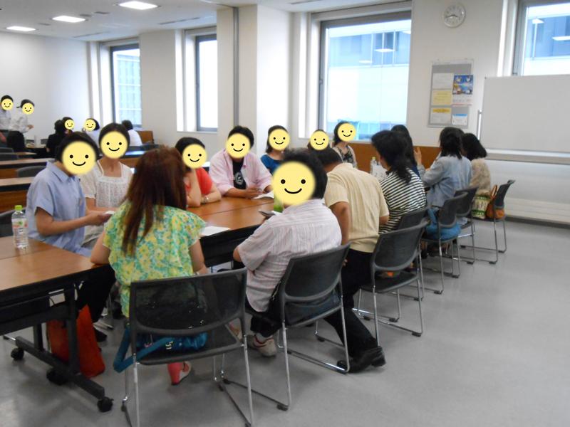 8月16日 会員交流会