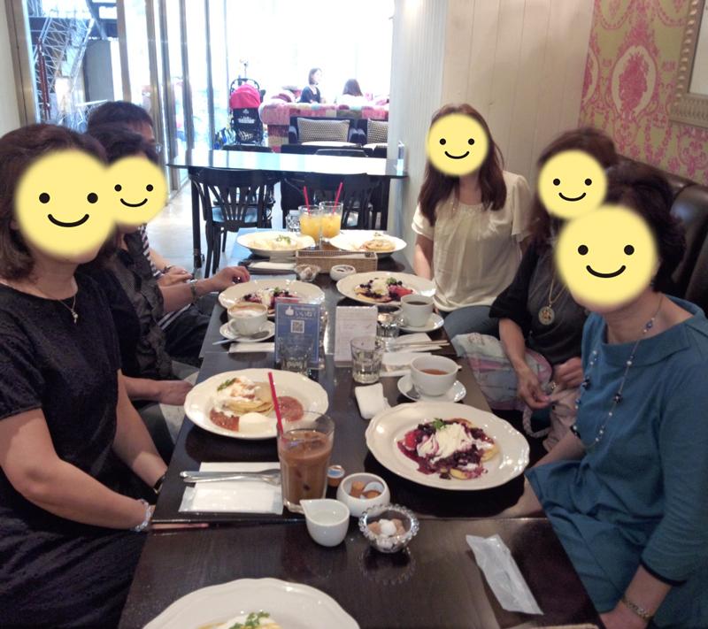 9月6日 スイーツ会(パンケーキ編)
