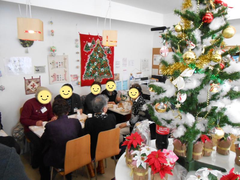 12月23日  クリスマスパーティーオフ会