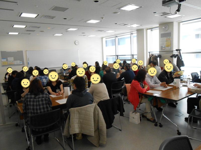 4月25日 会員交流会