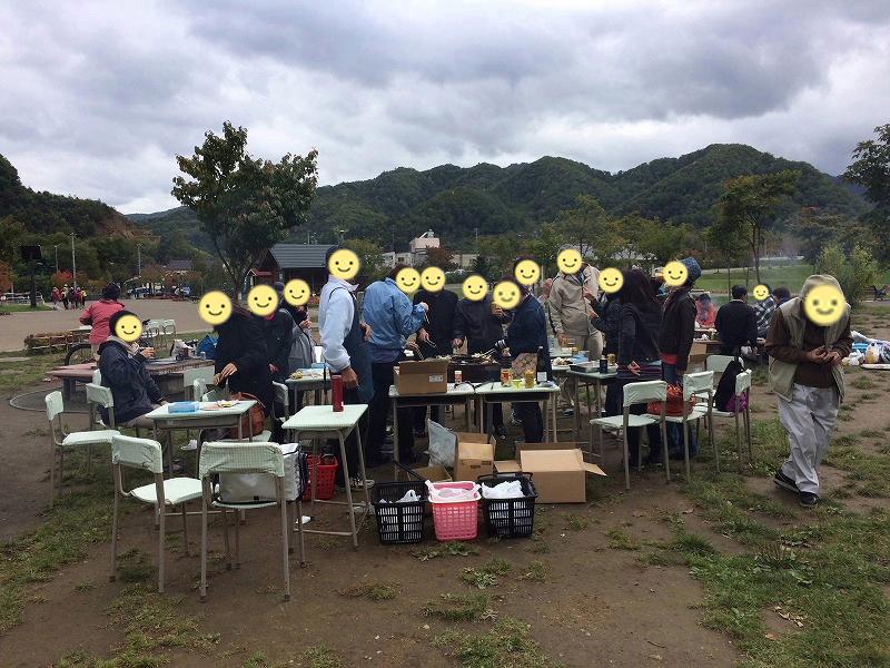 2015年10月4日(日) BBQオフ会やるよー!