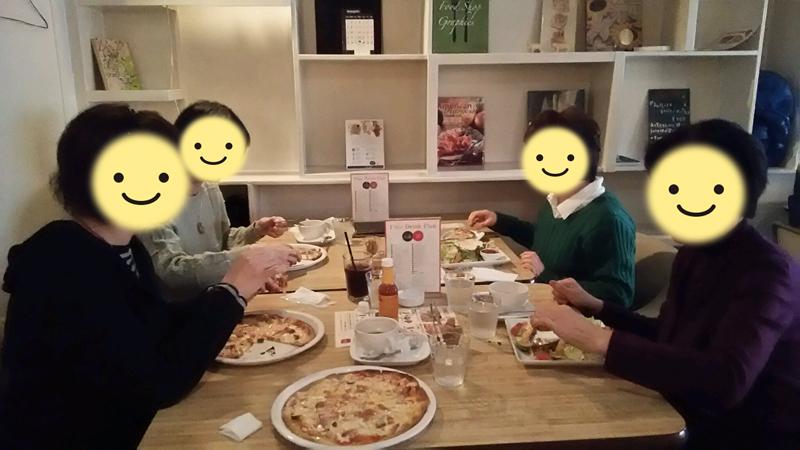 2015年12月5日(土)女子ランチ会