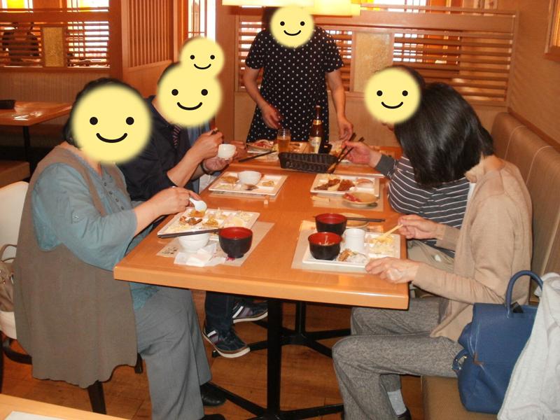 2016年5月21日(土)夕食会