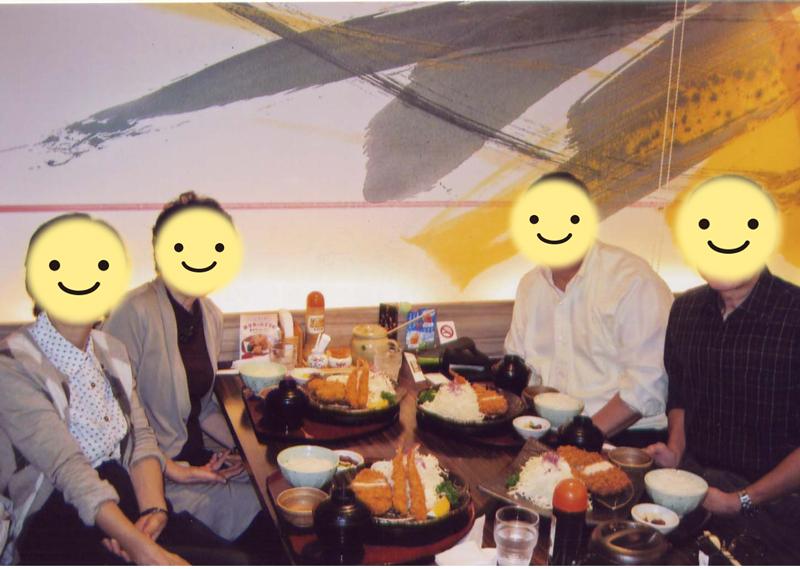 2016年9月30日(金)みんなで夕食会