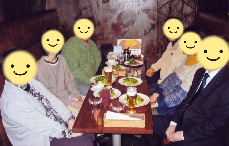 2016年11月11日(金)みんなで夕食会