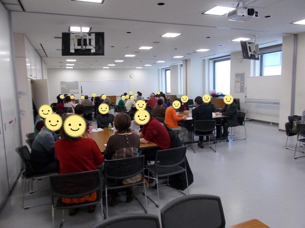 お独り様交流会~2017年1月28日(土)