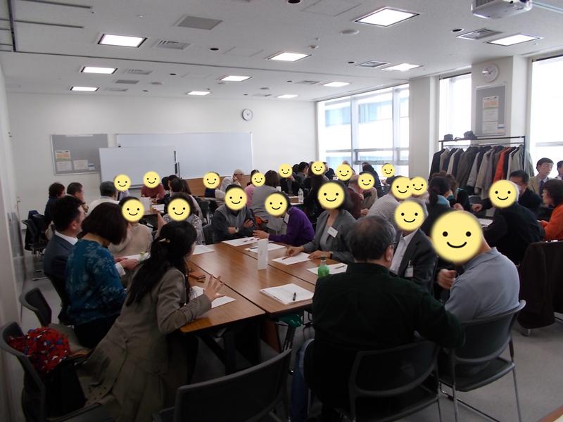お独り様交流会~2017年4月15日(土)