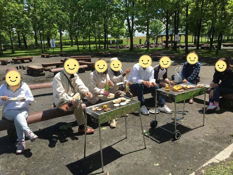 バーベキューオフ会~2017年6月11日(日)