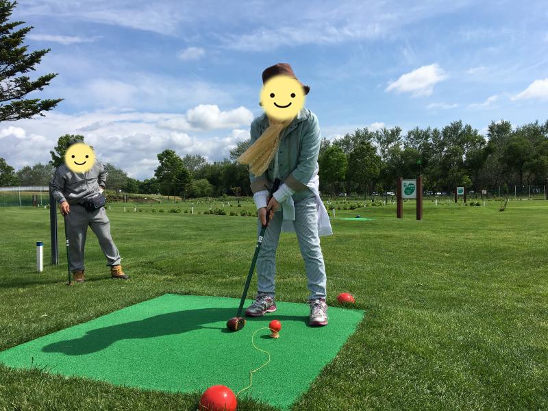 パークゴルフオフ会~2017年6月11日(日)