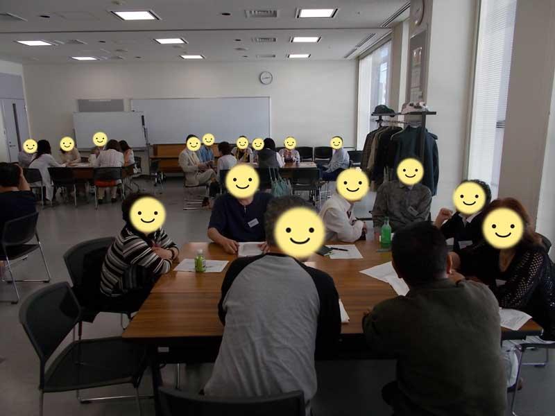 お独り様交流会~2017年5月4日(祝・木)
