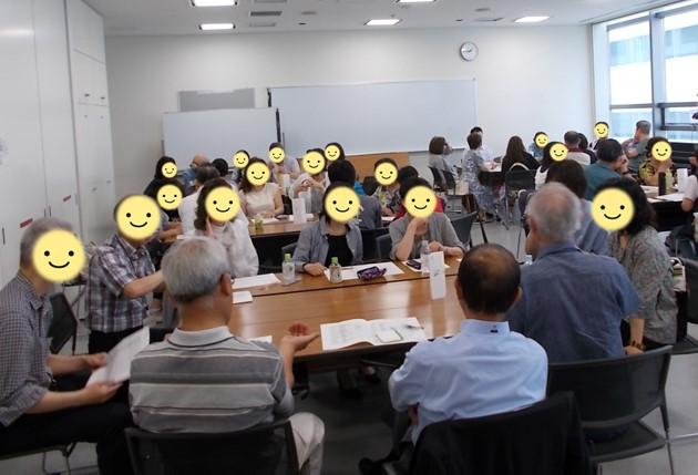 お独り様交流会 2017年7月17日
