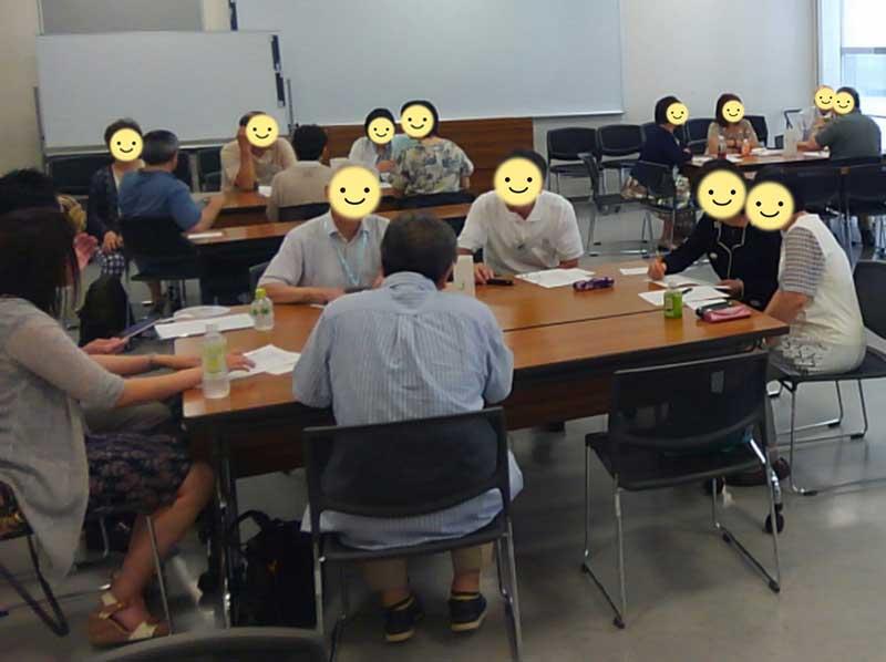 お独り様交流会 2017年7月29日