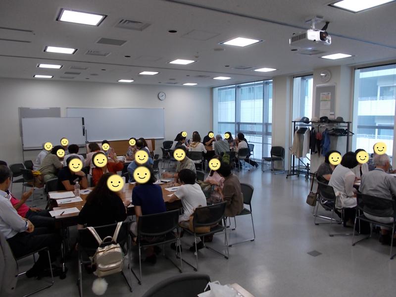 お独り様交流会 2017年8月11日