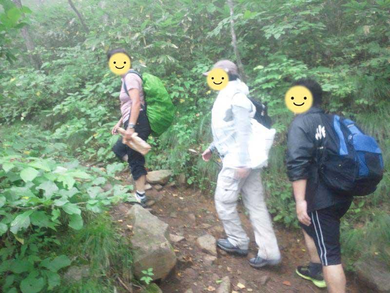 9月藻岩山登山オフ会~2011年9月17日