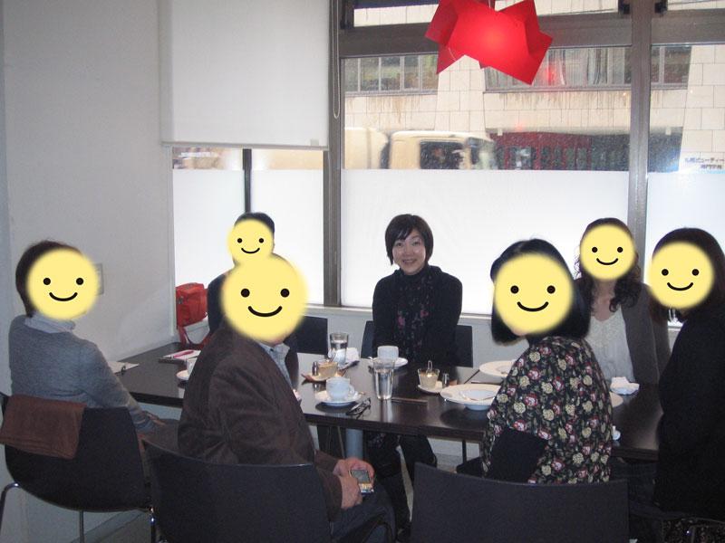 事務局在席オフ会~2012年2月7日