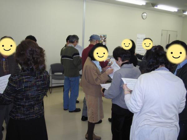 会員交流会~2012年2月18日
