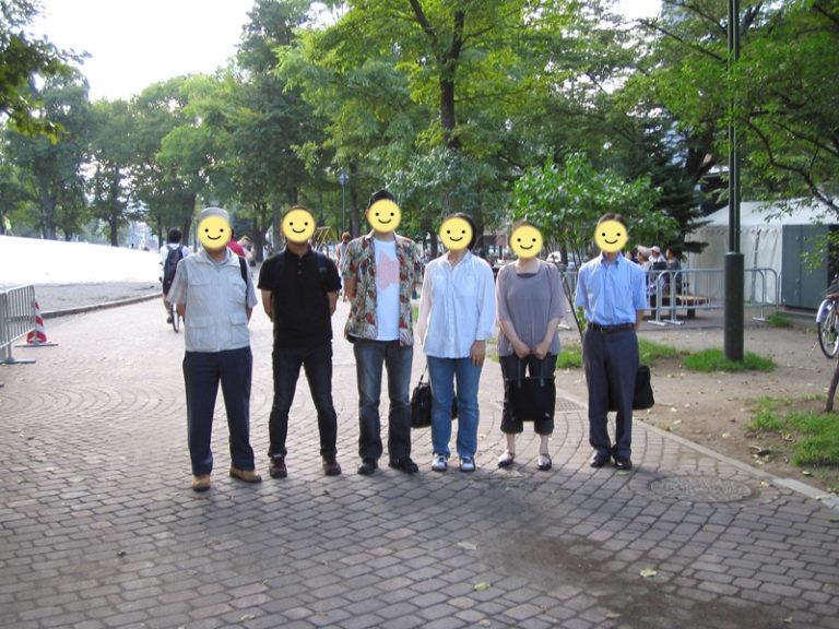 会員交流会~2012年8月25日