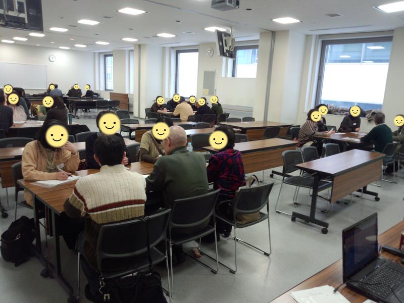 会員交流会~2012年12月22