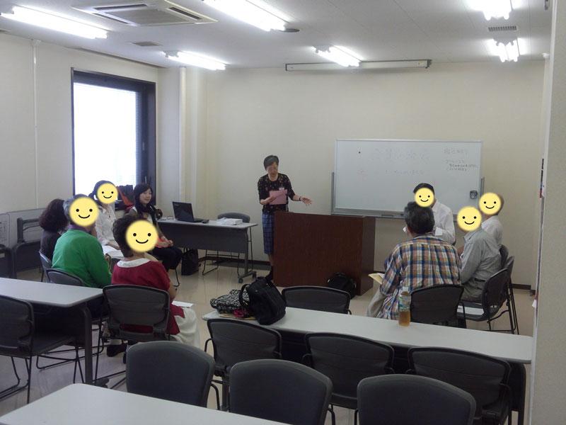 会員交流会~2013年7月27日