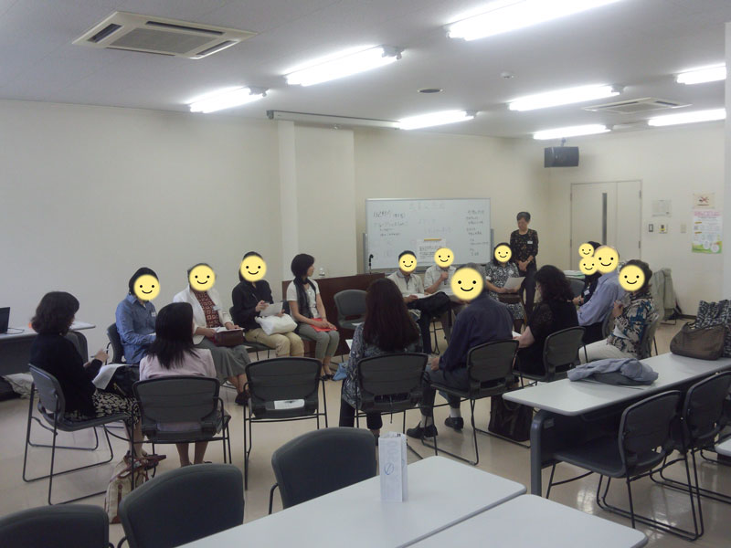会員交流会~2013年9月21日