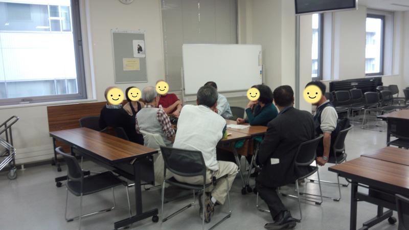 会員交流会~2013年11月4日
