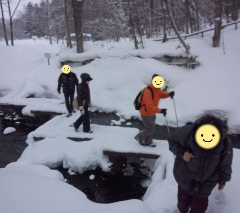 西岡公園ウォーキングオフ会~2014年3月8日