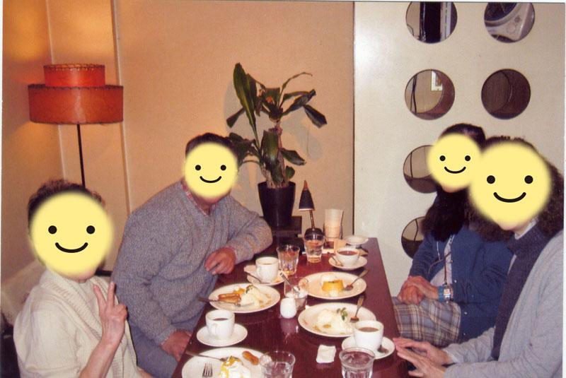 アラカンお茶会~2018年1月13日
