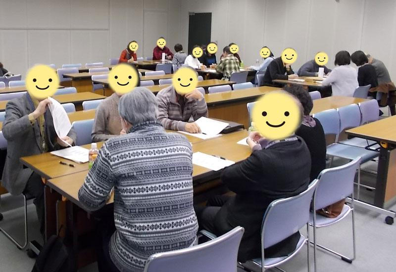 アラカン交流会日曜開催~2018年2月25日