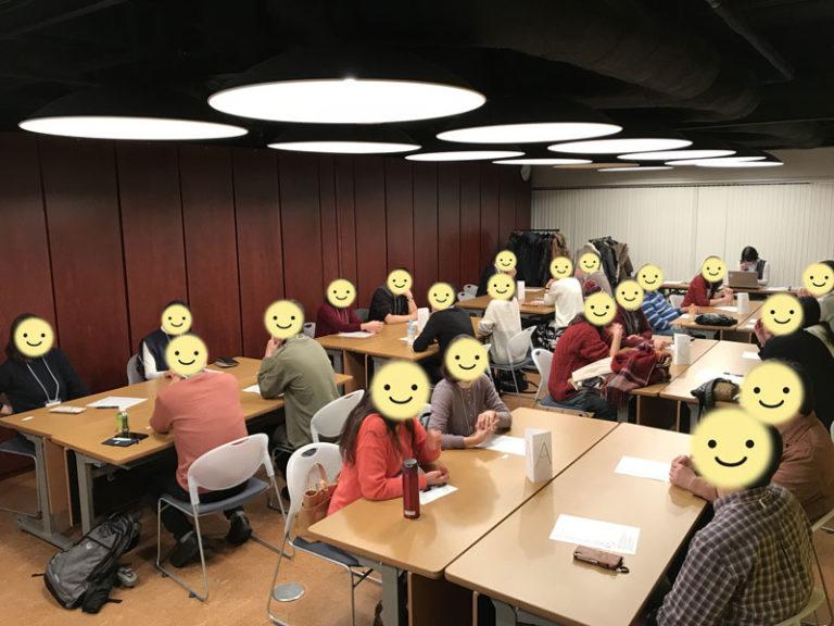 独身向け2345交流会~2018年3月21日