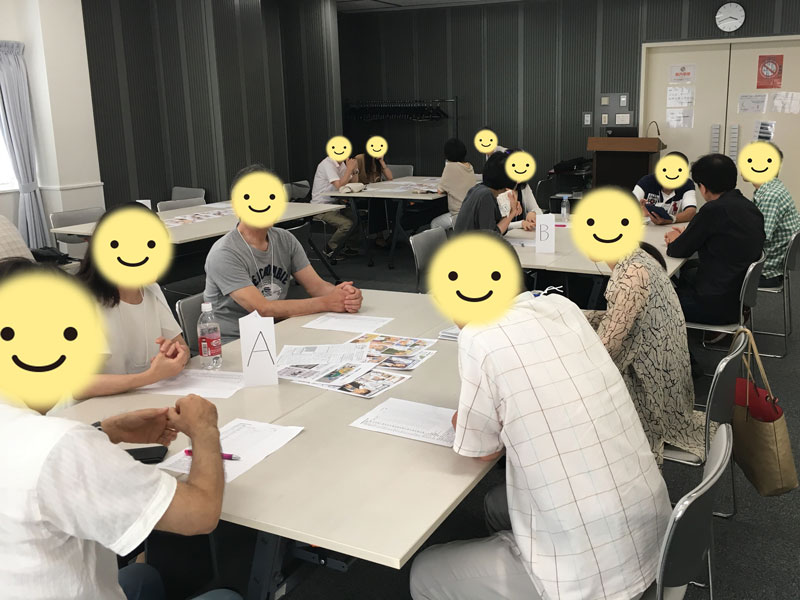 アラカン交流会~2018年7月1日