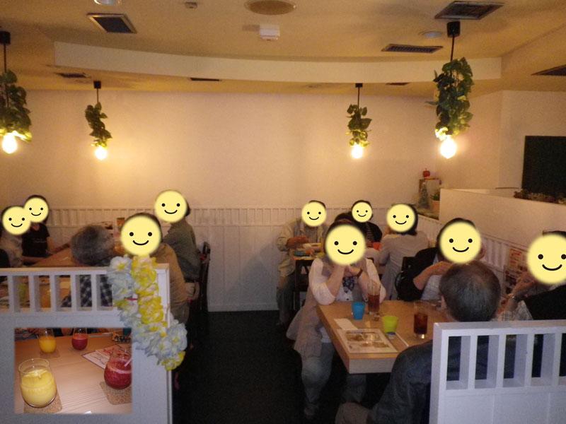5060オフ会・お茶会~2018年7月8日