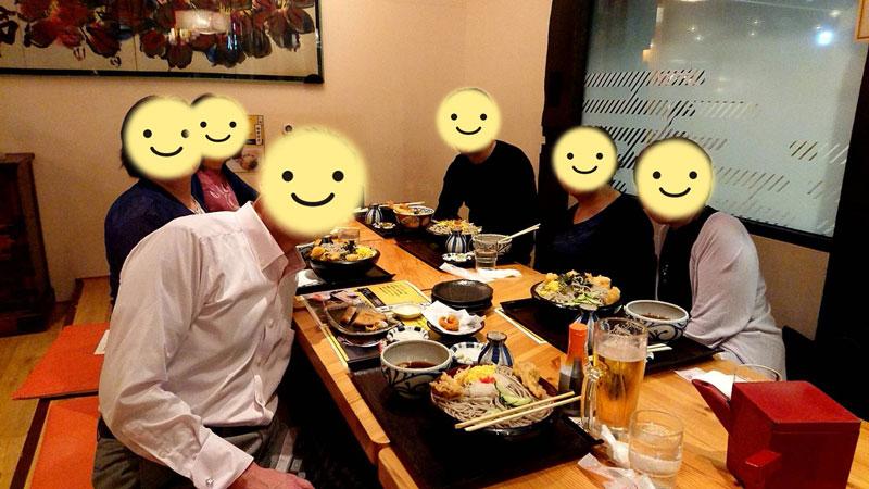 2345交流会後の八雲そばオフ会~2018年7月16日