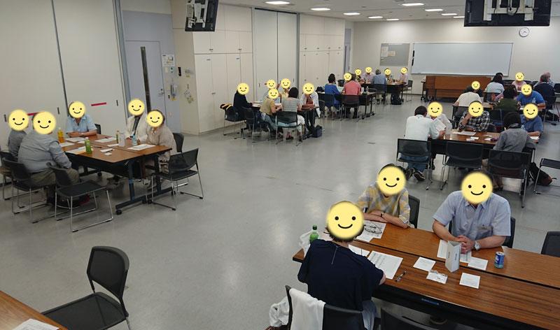 アラカン交流会~2018年8月4日
