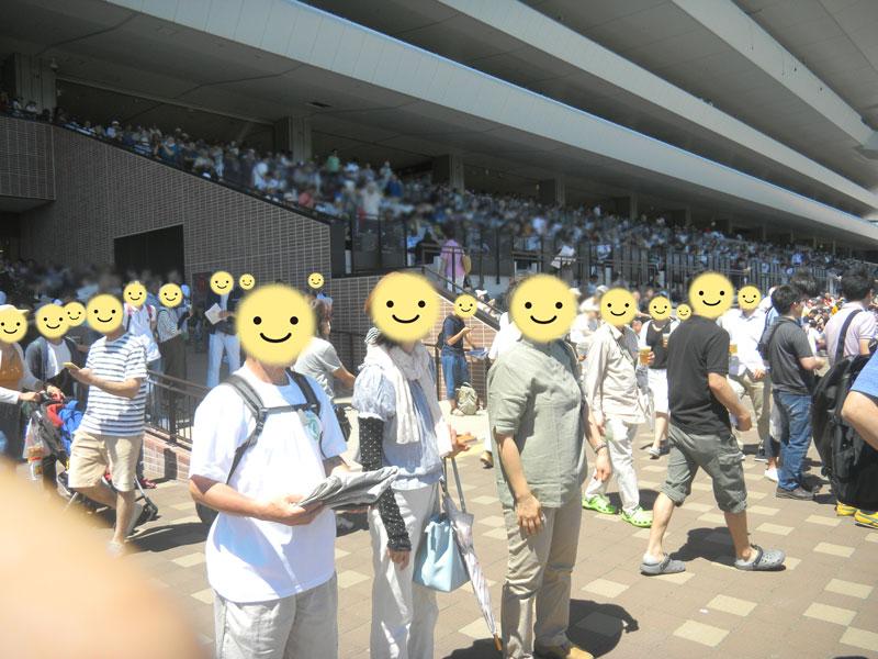 札幌競馬観戦ツアー~21018年7月29日