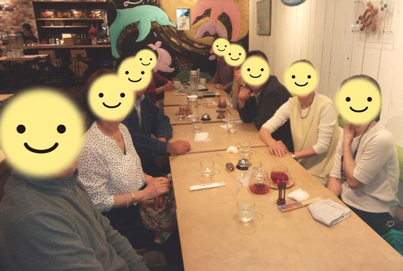 アラカン交流会後のオフ会~2018年10月6日