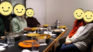 6070夕食会~2019年2月21日