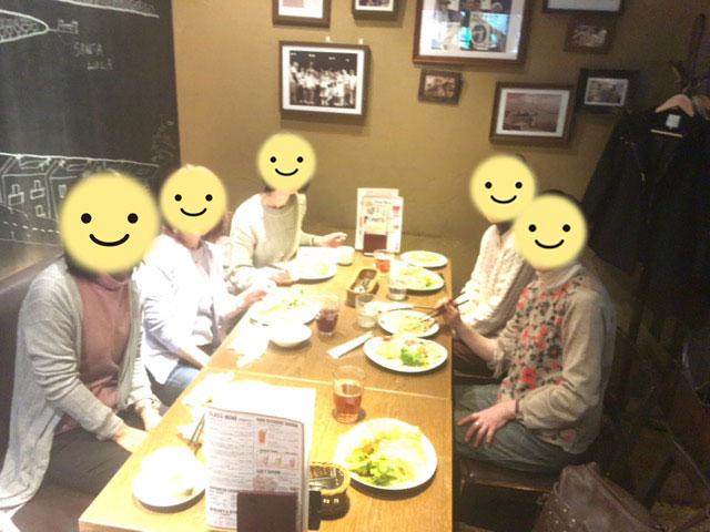 50~70女子ランチ会~2019年3月3日(北海道)