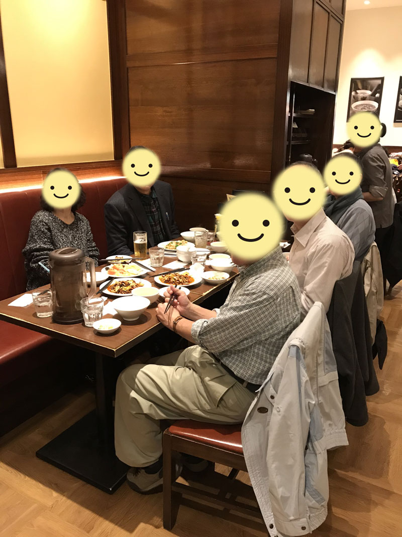 独身向けアラカン交流会後のオフ会(北海道)_2019年4月6日