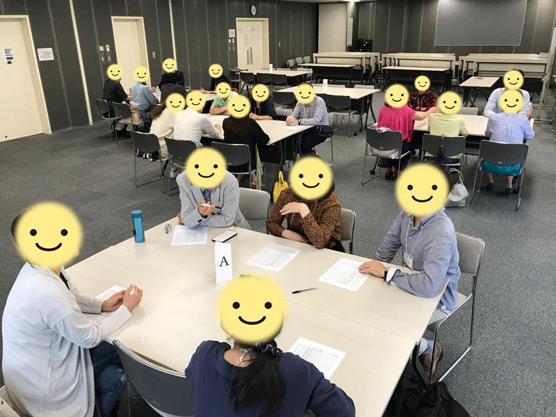 独身向け2019年6月9日_交流会(東京)