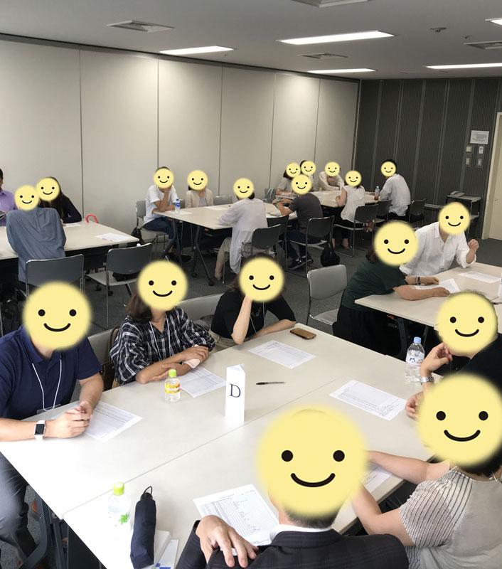 独身向け交流会(東京)2019年7月6日