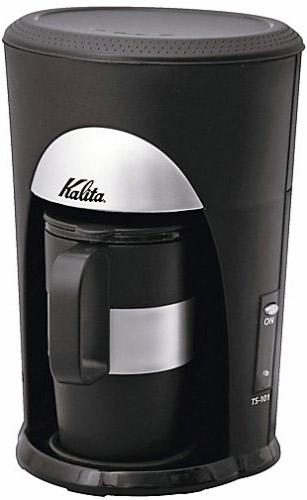 ひとり用コーヒーメーカー
