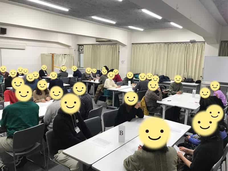 交流会~2019年12月7日【東京】