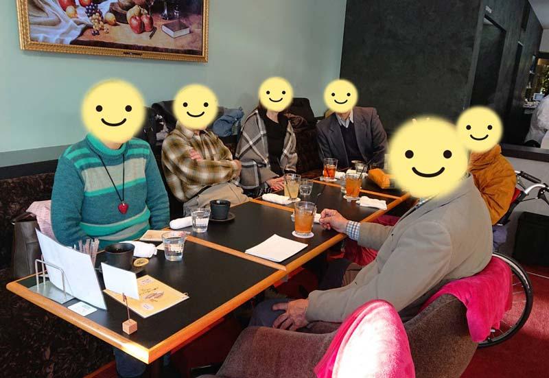 6070お茶会~2019年12月29日【北海道】