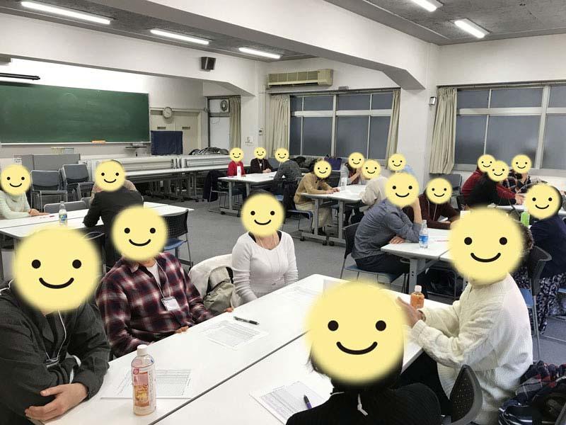 交流会~2020年1月13日【東京】