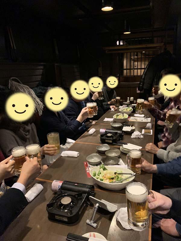 二次交流会~2020年2月2日(日)【東京】