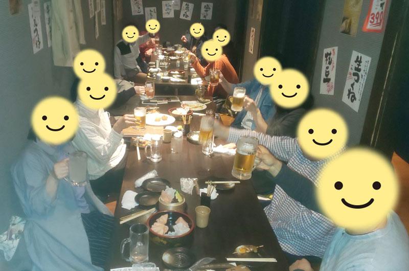 2345交流会後オフ会~2020年6月6日(土)【北海道】
