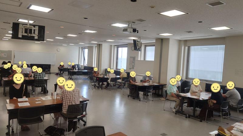 お独り様交流会第1部~2020年8月1日(土)