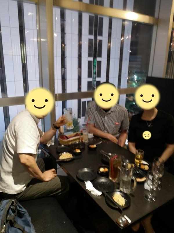 3040飲み会 2020年9月12日【北海道】