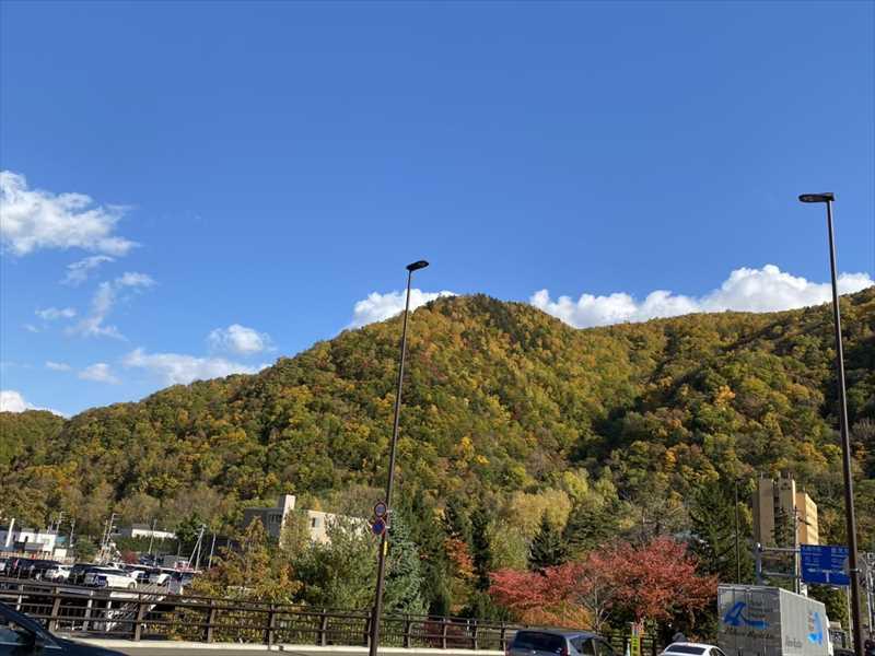 2345定山渓ランチバイキング&温泉オフ会-2020年10月17日(北海道)